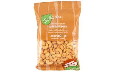 Sallinen Cashewpähkinä paahdettu ja suolattu 350g
