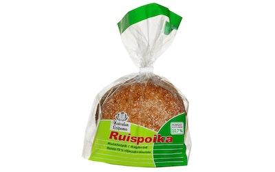 Koivulan leipomo Ruispoika 260g /4kpl ruisleipä