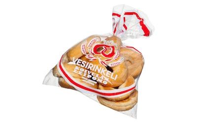 Koivulan leipomo Vesirinkeli 280g / 9kpl rinkeli