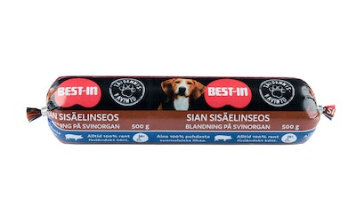 Best-in Barf sian sisäelinseos 500g