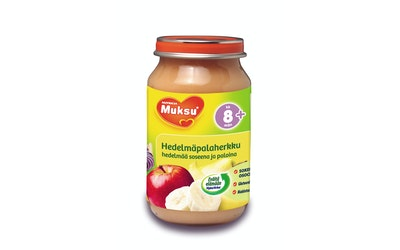 Muksu hedelmäpalaherkku 200g 8 kk