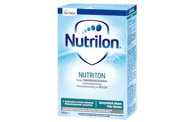 Nutrilon Nutriton 135g kliininen ravintovalmiste jauhemainen ruoan sakeuttaja alk 0kk