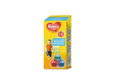 Muksu Plus maitojuoma 200ml 1-3v