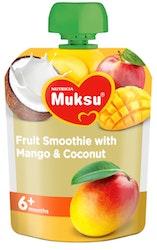 Muksu smoothie 80g 6kk mango hedelmä kookos