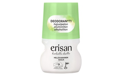Erisan deodorant roll-on 50ml alumiiniton