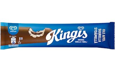 Kingis kermajäätelöpuikko Original vanilja 53 g