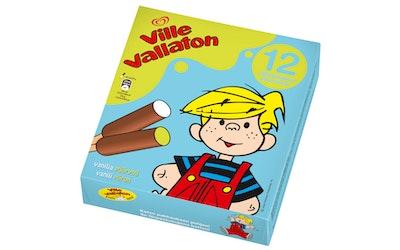 Ville Vallaton, vanilja-päärynä jäätelöpuikko, 12 kpl / 348 g