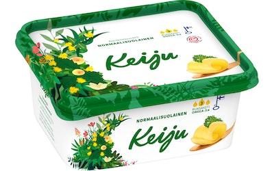 Keiju normaalisuolainen margariini 60% 600g