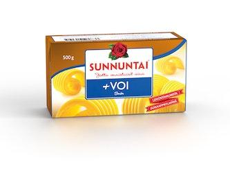 Sunnuntai+Voi 500g rasvaseoslevite 70%