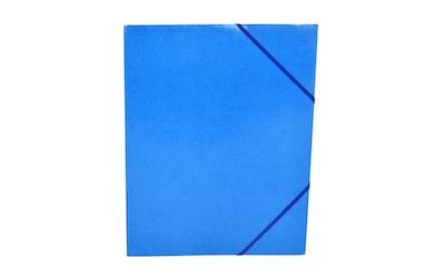 Kulmalukkokansio A4 108K sininen