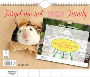 Ajasto Forget-me-not family 2019-20