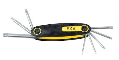 FXA TX-avainsarja 8-os