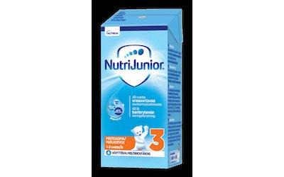 NutriJunior 3 maitojuoma 200ml 1-3 v