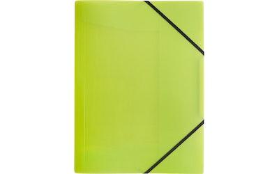 myhome kulmalukkokansio A4 vihreä