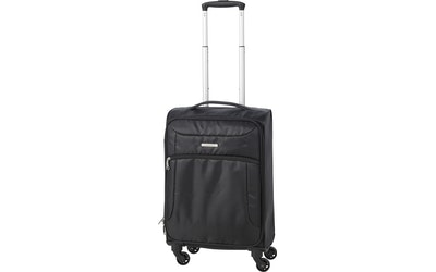 mywear matkalaukku Avila musta 58cm