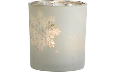 Pirta Snow kynttiläkippo 8 cm