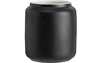 Pirta Purkki musta M-koko 8,5cm
