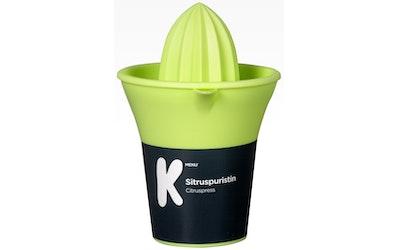 K-Menu sitruspuserrin vaaleanvihreä