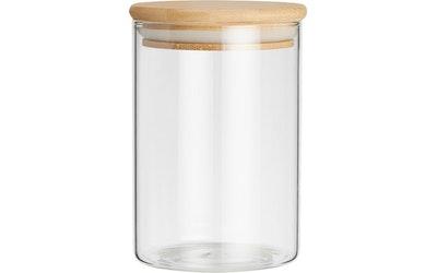 myhome lasipurkki 0,5 l bambukansi