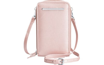 mywear puhelinlaukku Sindy vaaleanpunainen