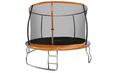 Sportspower trampoliini L.366 x K.266 cm + turvaverkko - kuva