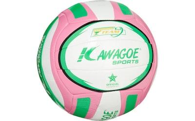 Kawagoe lentopallo, koko 5, vihreä tai pinkki - kuva