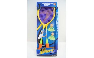 Deluxe badminton set K20
