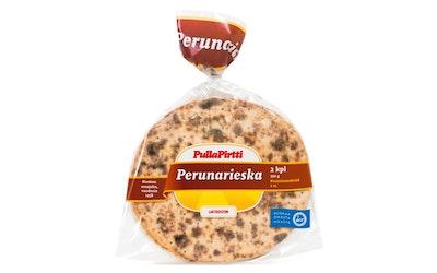 PullaPirtti Perunarieska 2 kpl/350 g laktoositon