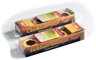 Boström Suklaaruusuja 180g