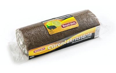 Boström Sitruuna Lakritsitorttu 360g