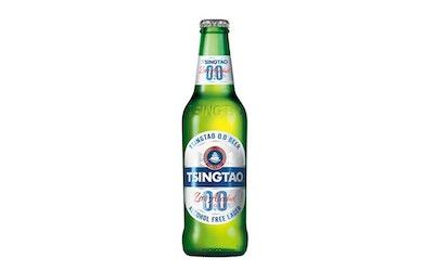 Tsingtao lager 0% 0,33l