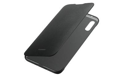 Huawei Y7 2019 Flip Cover suoja musta