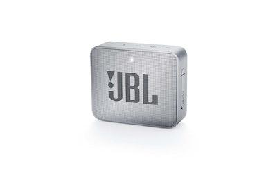 JBL GO 2 Bluetooth-kaiutin harmaa