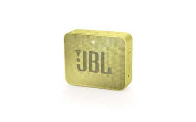 JBL GO 2 Bluetooth-kaiutin keltainen