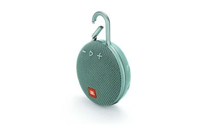 JBL Clip 3 Bluetooth-kaiutin turkoosi