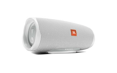 JBL Charge 4 Bluetooth-kaiutin valkoinen
