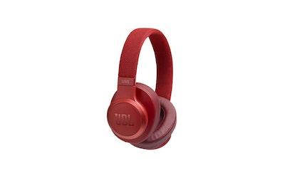 JBL Live 500 Bluetooth-sankakuuloke punainen