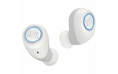 JBL Free True Wireless BT-nappikuuloke valkoinen