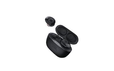 JBL Tune 120TWS langattomat nappikuulokkeet musta - kuva
