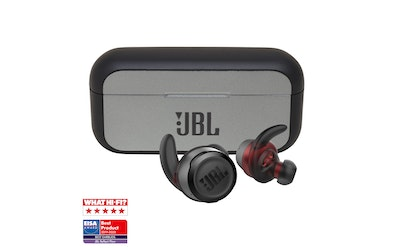 JBL Reflect Flow TWS Bluetooth-nappikuuloke musta - kuva