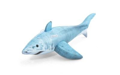 Bestway Realistic Shark Ride-On -Hai uimalelu 1.83x1.02m
