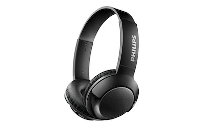 Philips SHB3075 BASS+ Bluetooth-sankakuuloke musta - kuva