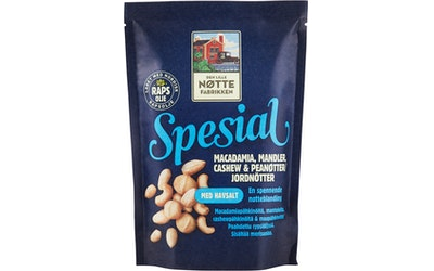 Den Lille Nöttefabrikken 220g Spesial pähkinäsekoitus