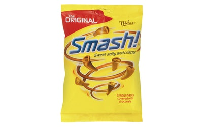 Nidar Smash maissinaksuja 100g