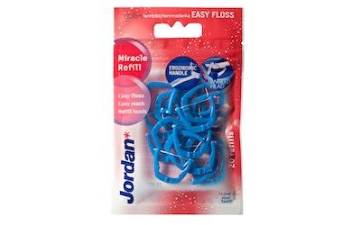 Jordan Miracle hammaslankain 20kpl täyttöpakkaus