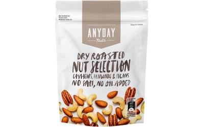 Anyday nut selection 140g