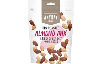 Anyday almond mix 140g