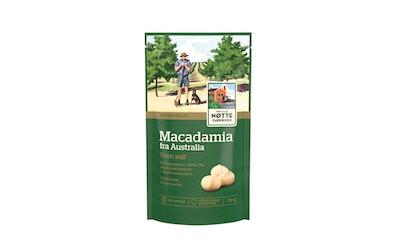 Den Lille Nöttefabrikken 70g Macadamia macadamiapähkinä, ilman suolaa