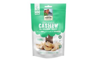 Den Lille Nöttefabrikken cashewpähkinä 160g