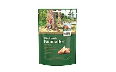 Den Lille Nöttefabrikken 175g Paranötter parapähkinä, ilman suolaa